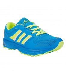 Vostro SinghamR005 Blue Green Men Sports Shoes VSS0079
